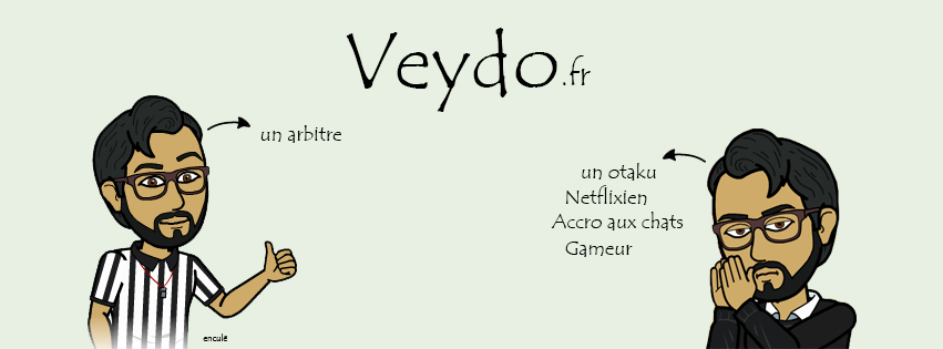 Couverture Veydo